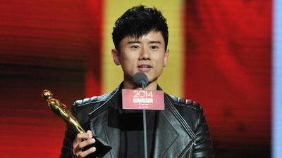 张杰《剑心》获最受欢迎歌曲奖