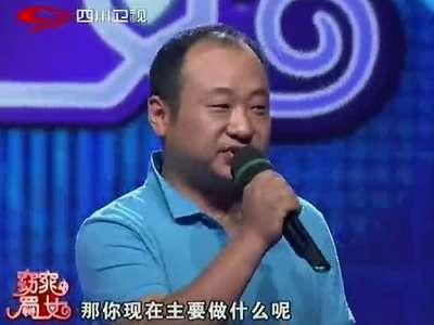 《窈窕蜀女》20120907:刘杰 黄梦佳幸福牵手