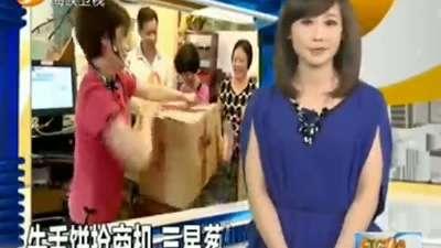 亮相31年后 可爱猫咪上海大唱中文