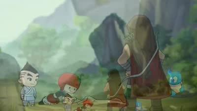 《少林海宝》第027集