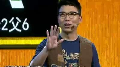 杨迈喜获周冠军