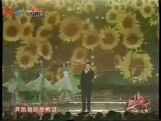 阎维文太原演唱《阳光路上》