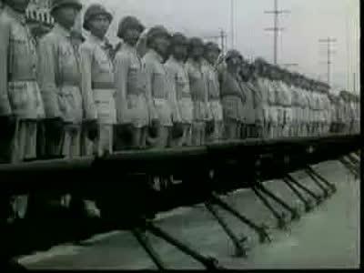 1949开国大典阅兵