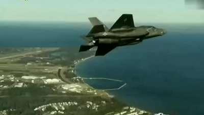 美F-35与俄SU-35大PK