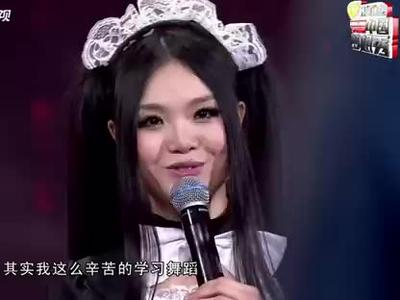 徐文婷《创意舞蹈》—中国梦想秀