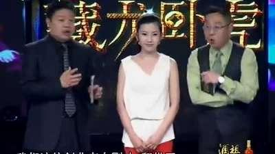 北京女孩化身面膜女王 曾志伟酒后证婚