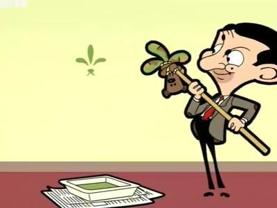 憨豆先生 卡通版25