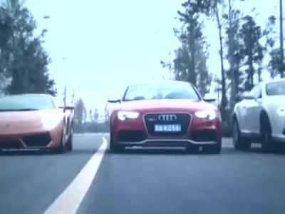 大众汽车集团微电影《极速无间》发布