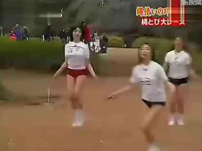 国外美女 运动搞笑集锦