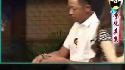 """""""黑脸""""张丰毅不苟言笑"""