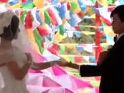 独家专访杰娜婚礼承办方:大部分费用是新人承担