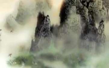《虹猫蓝兔水墨动画》第08集