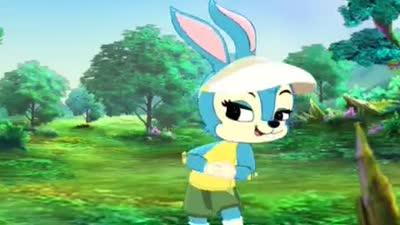 《虹猫蓝兔你问我答》第08集