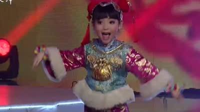 少儿歌舞《福娃送福》-2014天津春晚