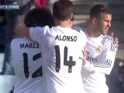 13-14赛季第24轮 赫塔菲VS皇家马德里