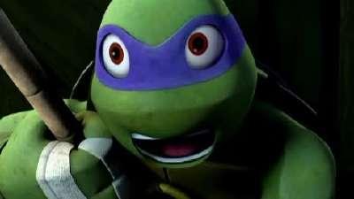 4月新番《忍者神龟》新动画PV