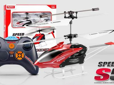 司马航模遥控直升飞机s5