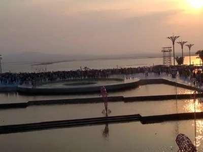 锦州世博园喷泉- 在线观看