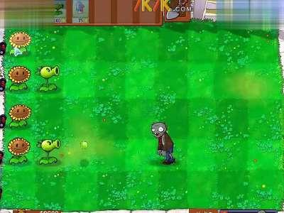 植物大战僵尸 电脑版 图片合集