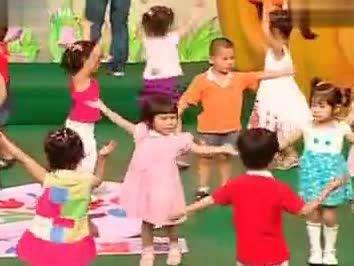 小小智慧树儿童歌曲 我爱蹦蹦跳>幼儿舞蹈教程