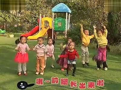 小小智慧树《小蝌蚪》幼儿歌曲大全 儿童早教视频 幼儿舞蹈教程