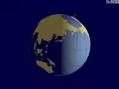 地球的自转方向- 在线观看