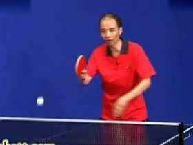 乒乓球正手攻v正手电影图片
