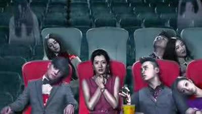 《恐怖电影院》发布《观影指南》提醒观众女鬼出没请注意