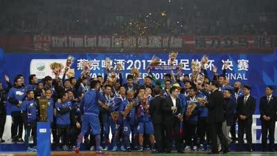 【刘腾专栏·腾神侃】上港赢了比赛 申花拿了冠军