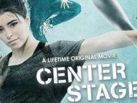 中央舞台:踮起脚尖