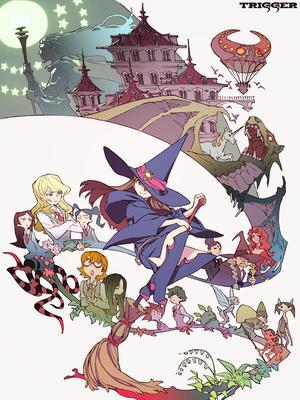 小魔女學園OVA